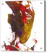 Mask 2009 Acrylic Print