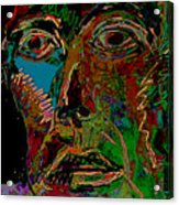 Mask 22 Acrylic Print
