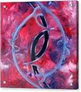 Mask 69 Acrylic Print
