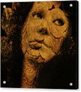Mask 7 Acrylic Print