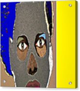 Mask 9 Acrylic Print