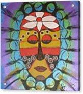 Mask IIi Acrylic Print