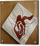Masks - Tile Acrylic Print