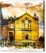 Masonic Lodge 2 Acrylic Print