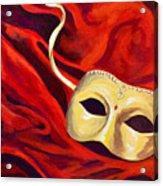 Masquerade 2 Acrylic Print