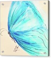 Masquerade Butterfly  Acrylic Print