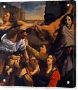 Massacre Of The Innocents 1611 Acrylic Print
