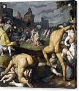 Massacre Of The Innocents Acrylic Print