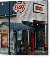 Mast General Store Acrylic Print