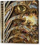Masterpiece Design Architecture Palace Versailles France  Acrylic Print