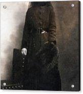 Mata Hari (1876-1917) Acrylic Print