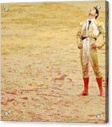 Matador Joselillo Acrylic Print