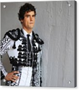Matador Miguel Abellan IIi Acrylic Print