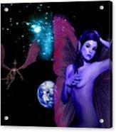 Matching Wings Acrylic Print