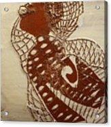Matildas Smile - Tile Acrylic Print