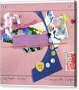 Matisse In Los Angeles Acrylic Print