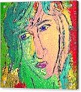 Matisse Inspiration Acrylic Print