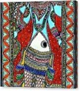 Matsya Awatar 1 Acrylic Print