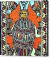 Matsya Awatar Acrylic Print