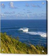 Maui, Jaws Landscape Acrylic Print