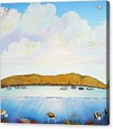 Maui Molokini Magic Acrylic Print