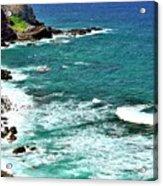Maui Seascape Acrylic Print