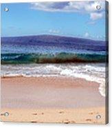 Maui Water Acrylic Print
