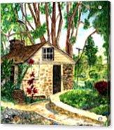 Maui Winery Acrylic Print