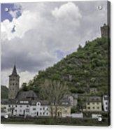 Maus Castle 15 Acrylic Print