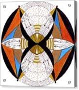 May-bee Acrylic Print