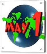 May Day Acrylic Print