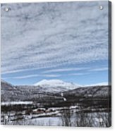 May In The Arctic Acrylic Print
