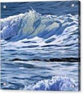 May Wave Acrylic Print