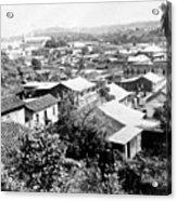 Mayaguez - Puerto Rico - C 1900 Acrylic Print