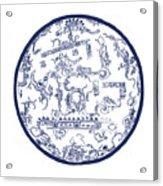 Mayan Cosmos Acrylic Print