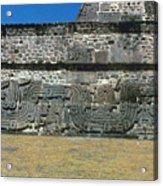 Mayan Pyramid, C450 A.d Acrylic Print