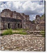 Mayan Ruins 1 Acrylic Print