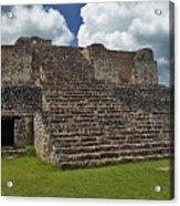 Mayan Ruins 2 Acrylic Print