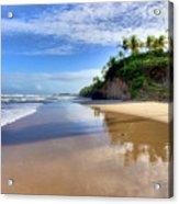 Mayaro Beach Trinidad Acrylic Print