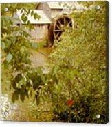 Mabry Mill 3 Acrylic Print