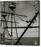 Mayflower Acrylic Print