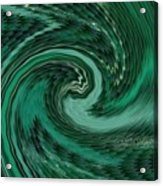 Mayhems Of The Seas H B Acrylic Print