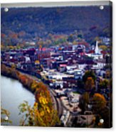 Maysville Kentucky Acrylic Print by Susie Weaver