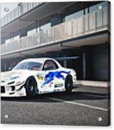 Mazda Rx-7 Acrylic Print