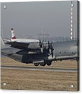 Mc-130h Combat Talon II Of The U.s. Air Acrylic Print