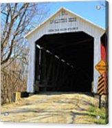 Mcallister's Bridge Acrylic Print