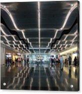 Mccarren Airport Las Vegas Acrylic Print