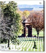 Mcclellans Gate Acrylic Print