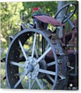 Mccormic Deering Farm Tractor   # Acrylic Print