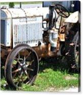 Mccormick-deering 10-20 Tractor Acrylic Print